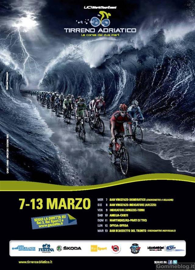 Motore del ciclismo: Skoda è auto ufficiale per il 6° anno consecutivo
