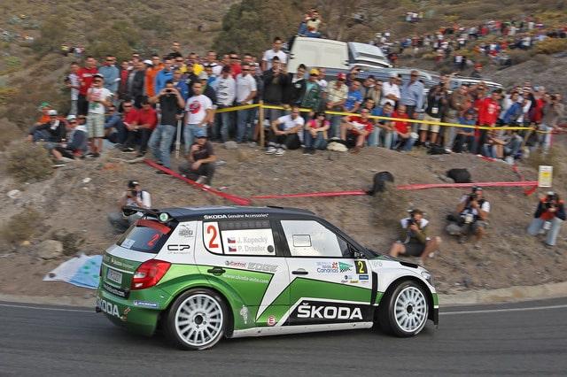 Rally 2012: Dominio Skoda al Rally delle Canarie 2