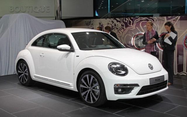 Volkswagen Beetle: pacchetti R-Line specifici per la versione Sport