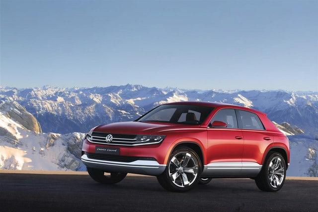Volkswagen Cross Coupé TDI: 305 CV e solo 1,8 l/100 km di carburante 2