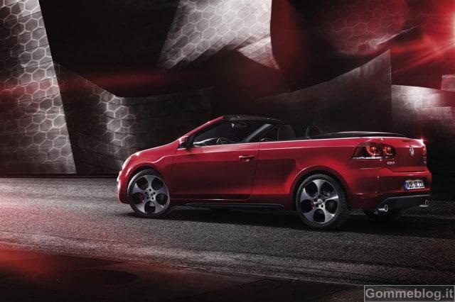 Volkswagen al Salone di Ginevra 2012: tra Golf GTI Cabrio e Polo BlueGT