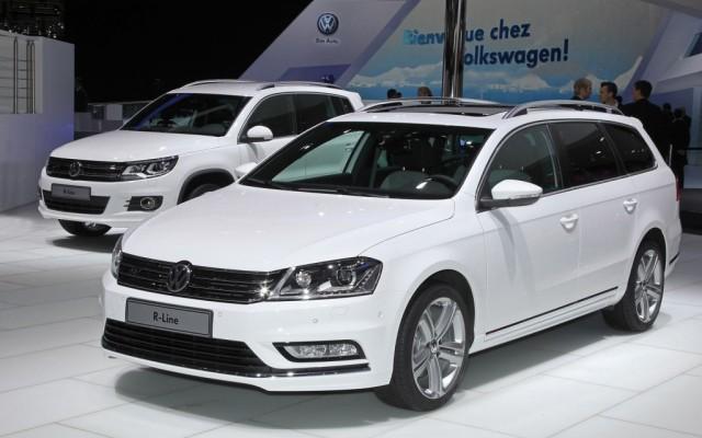 VW Passat allestimento R-Line: tra sportività e classe 13