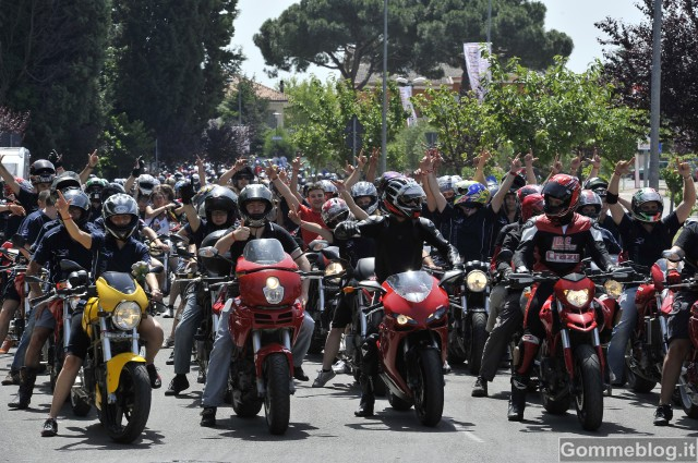 World Ducati Week 2012: aperta la vendita on-line dei biglietti