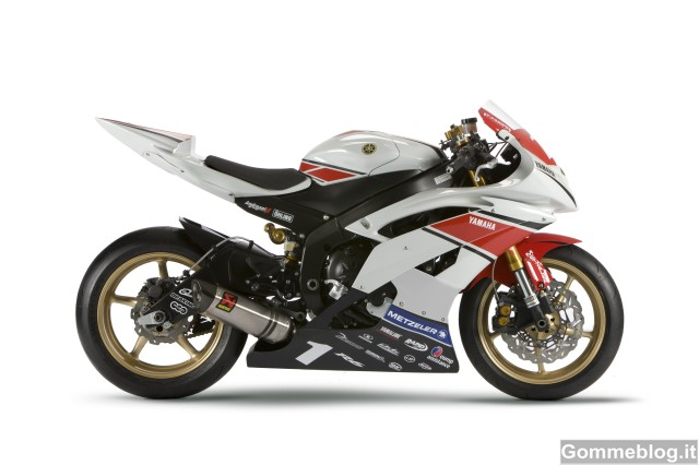 Yamaha R6 Cup: 1° round 2012 Mugello, 25 Marzo 2