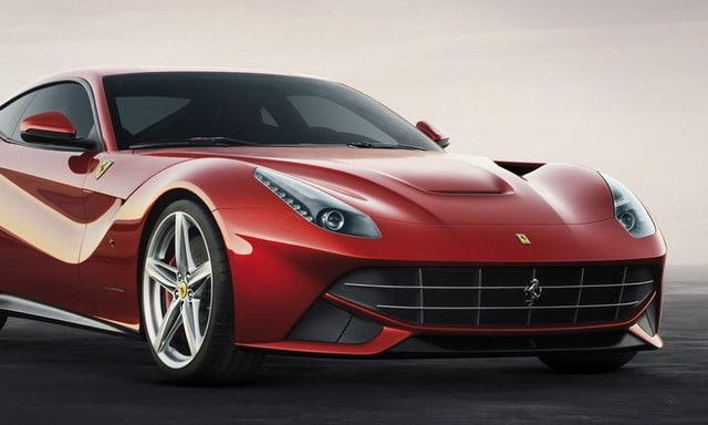 Ferrari F12Berlinetta calza Michelin Pilot Super Sport