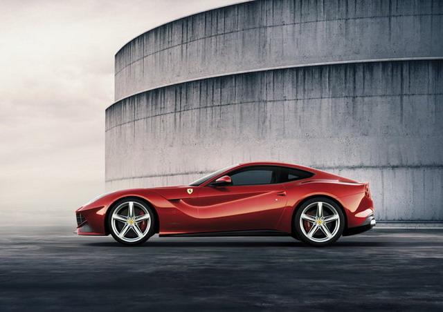Ferrari F12berlinetta: la Rossa più estrema di sempre 2