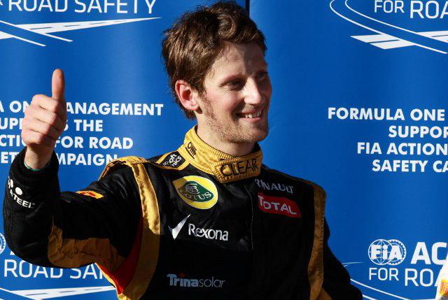 Fomula 1 2012: Grosjean, scuderia Lotus ci parla del GP di Malesia
