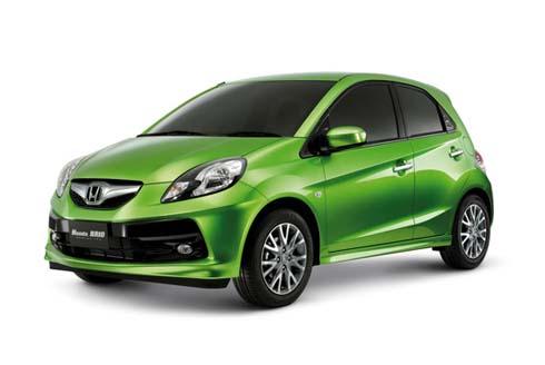 Honda Brio lancia la sfida alla Tata Nano