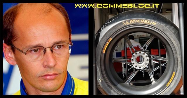 Michelin e gli obbiettivi Motorsport Moto 2012: intervista a Nicolas Goubert, Direttore Tecnico Competizione