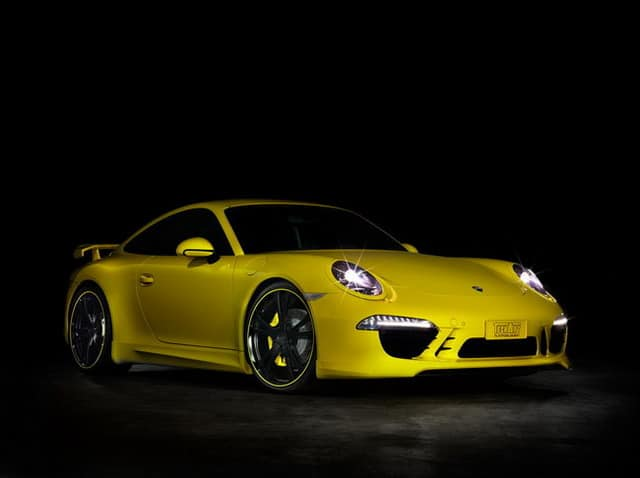 Nuova Porsche 911 Tuning TechArt