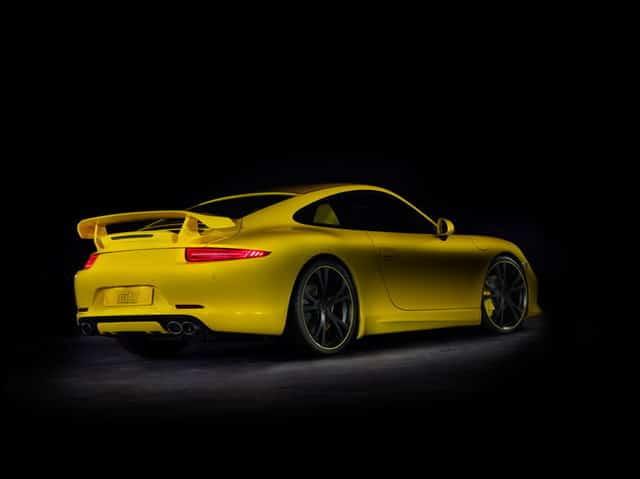 Nuova Porsche 911 Tuning TechArt 2