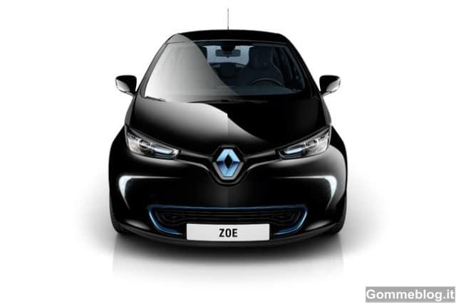 Renault ZOE: auto 100% elettrica a grande autonomia ma a basso costo