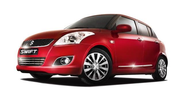 Suzuki Swift LUPIN : espressione della JAPAN COOLTURE 1