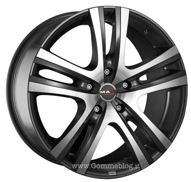 Cerchi in lega MAK ARIA: nuovi cerchi per SUV moderni e dinamici