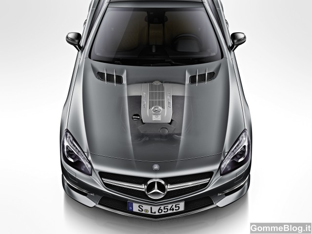 Mercedes-Benz SL 65 AMG '45th ANNIVERSARY' 1
