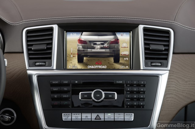 Mercedes-Benz GL Restyling 2012 3