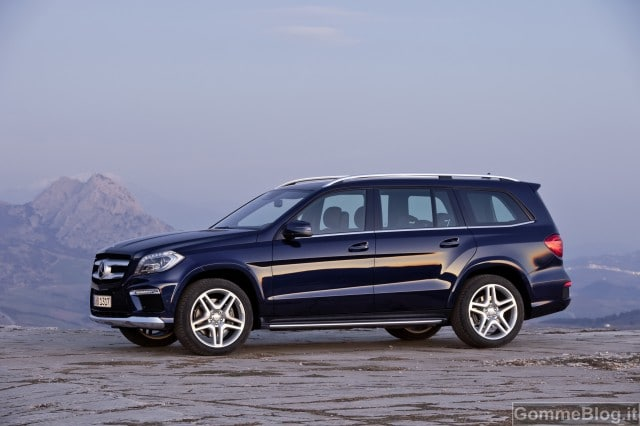 Mercedes-Benz GL Restyling 2012 7