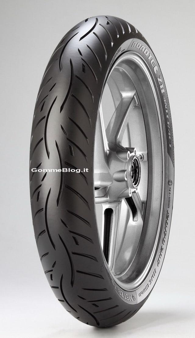 Metzeler Roadtec Z8 Interact Test pneumatici moto 3