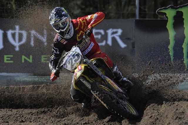 Mondiale Motocross: i pneumatici moto Scorpion MX monopolizzano il podio MX1 e MX2