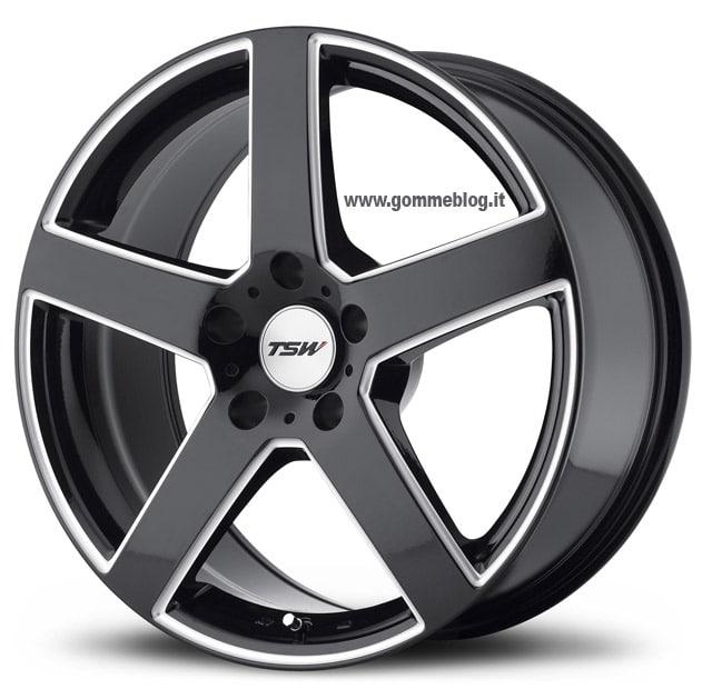 Cerchi in lega TSW Rivage: nuovi cerchi per SUV e Maxi Berline