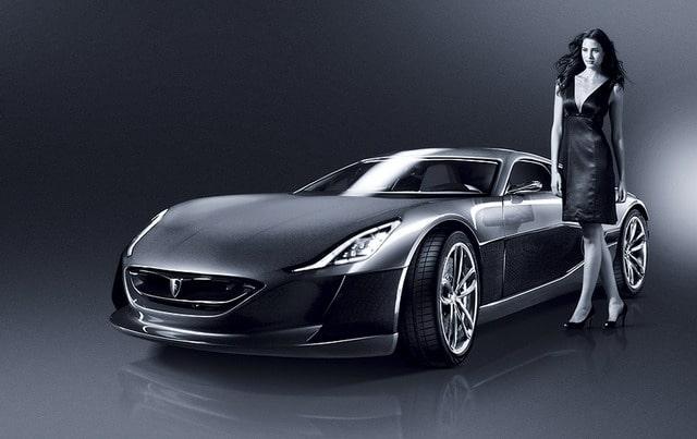 Pneumatici Auto Vredestein ULTRAC VORTI e Concept One Rimac 1