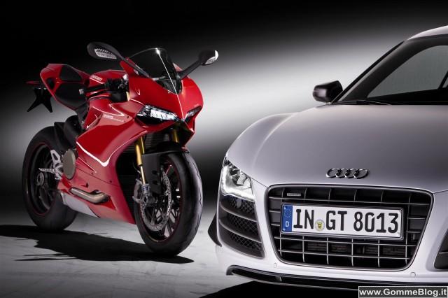 Audi e Ducati. Accordo firmato 1