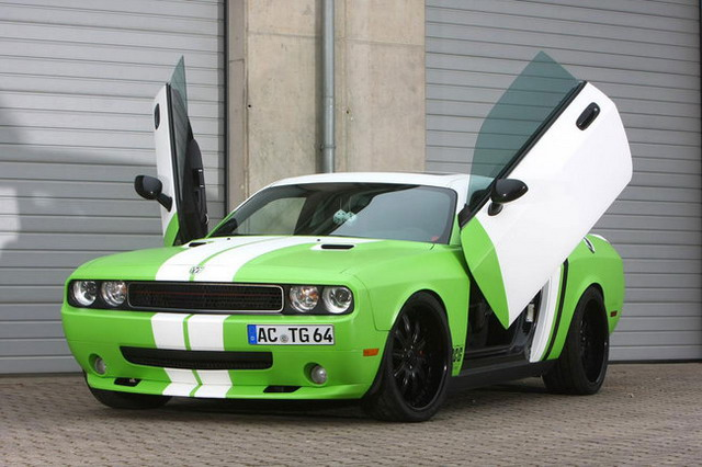 Dodge Challenger SRT-8 CCG Tuning Automotive