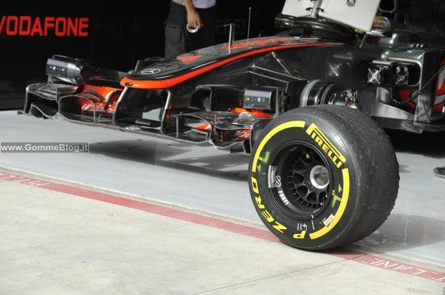 Formula F1 2012: il GP di Silverstone dal punto di vista dei pneumatici Pirelli