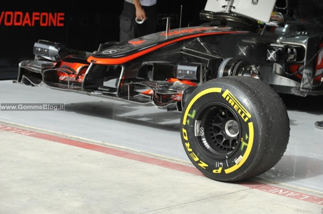 Formula 1: Anteprima Gran Premio d'Italia – Pneumatici Pirelli [VIDEO]