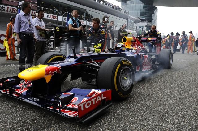 Formula 1 GP Cina: il Post Gara. Che ruolo hanno avuto le gomme?