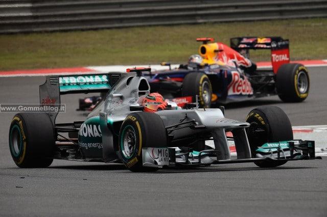 Formula 1 2012, GP Cina. A Shanghai è Pole per la Mercedes