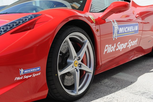 Michelin Pilot Super Sport 1