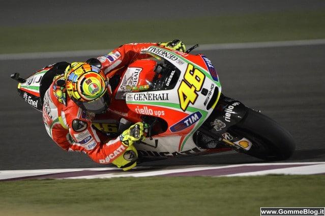 MotoGP Jerez 2012: Valentino Rossi è 3°, Nicky Hayden 6° nelle prove libere del GP di Spagna