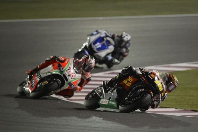 MotoGP 2012: il Team Gresini è pronto per Jerez