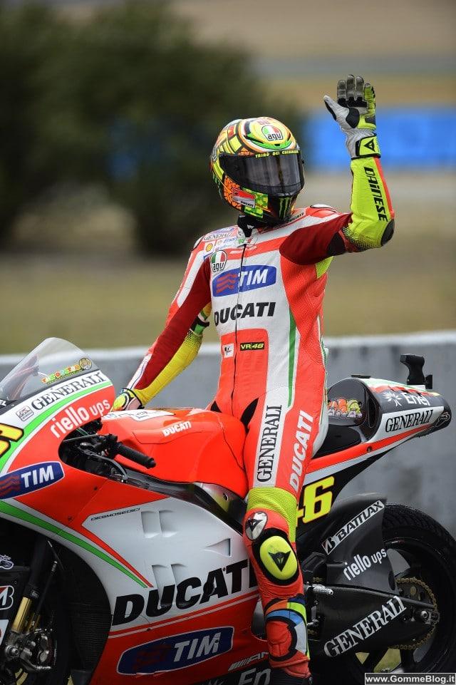 MotoGP 2012 Jerez. Valentino Rossi: dobbiamo fare meglio che in Quatar
