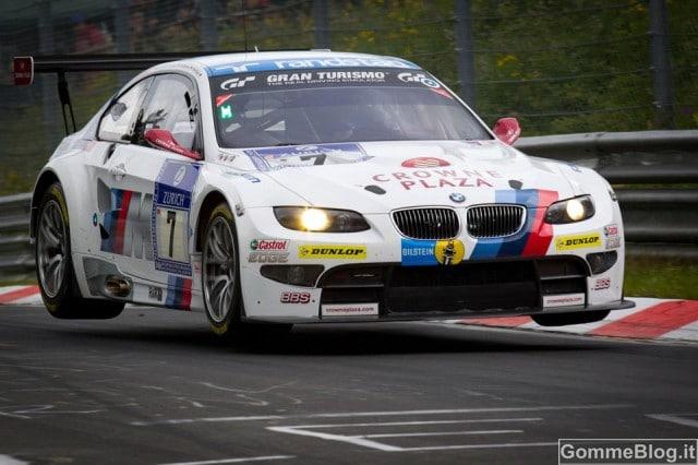 Pneumatici Dunlop alla 24 Ore del Nurburgring 4