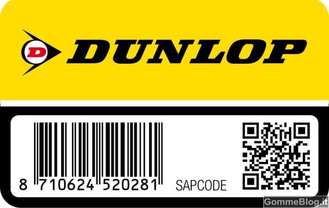 Dunlop aggiunge il QR Code alla nuova Etichetta Europea Pneumatici