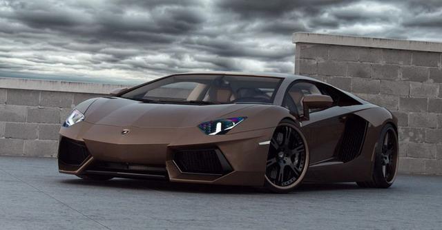 Tuning Lamborghini Aventador: Pirelli P Zero e 777 CV 1