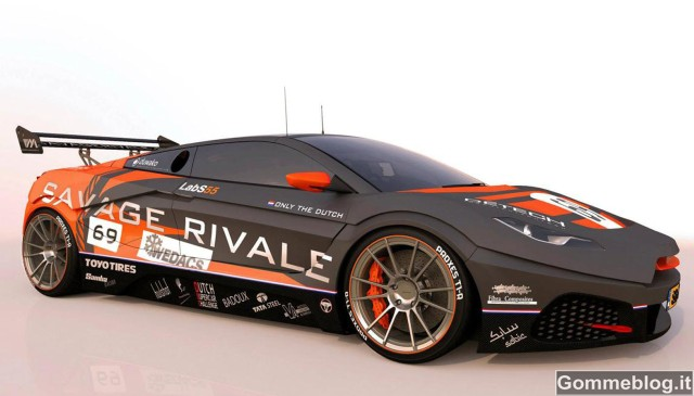 Savage Rivale GTR 3