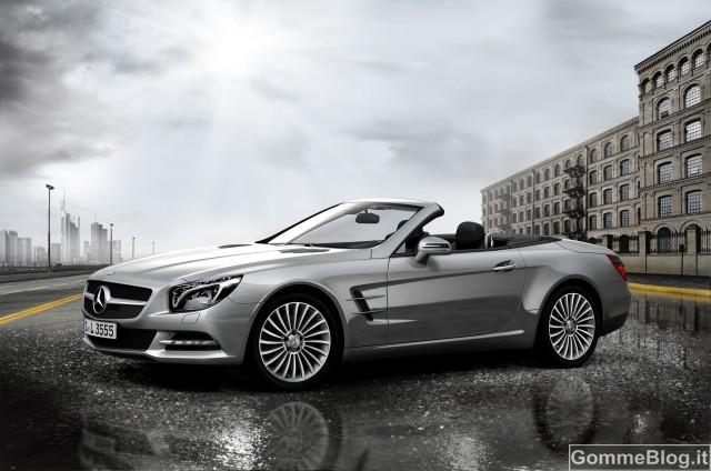 Cerchi in lega Mercedes Benz
