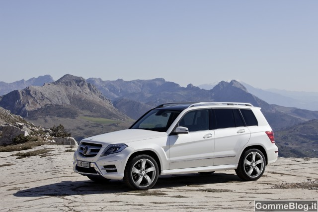 Cerchi in lega Mercedes Benz 2