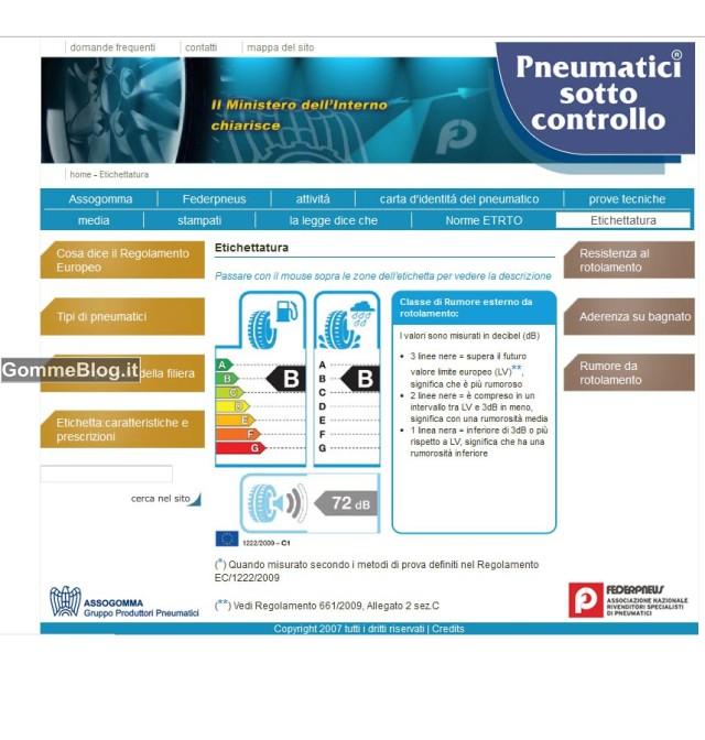 Etichetta Pneumatici: Come vengono fatti Test e Valutazioni 6