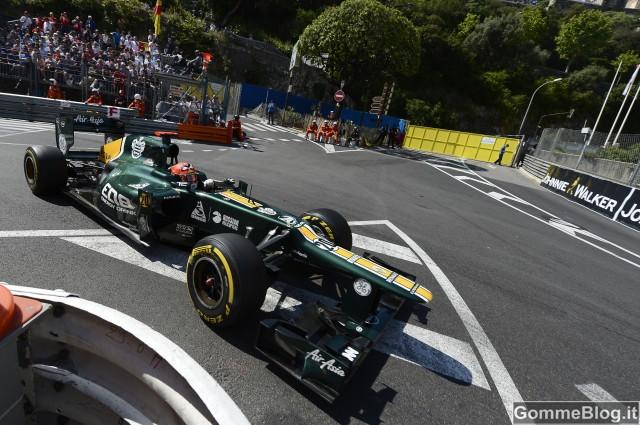 Formula 1 GP Montecarlo: I pneumatici Pirelli