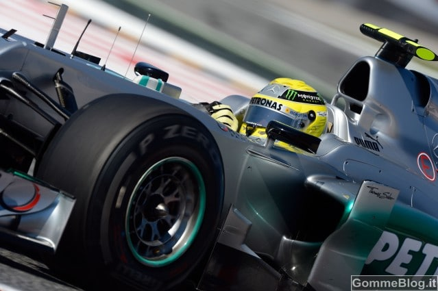 Formula 1: Il Gran Premio del Giappone dal punto di vista degli pneumatici [VIDEO]