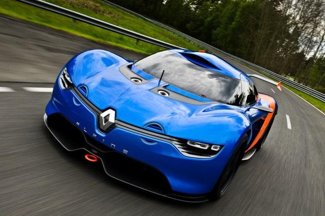 Renault Alpine A110-50 1