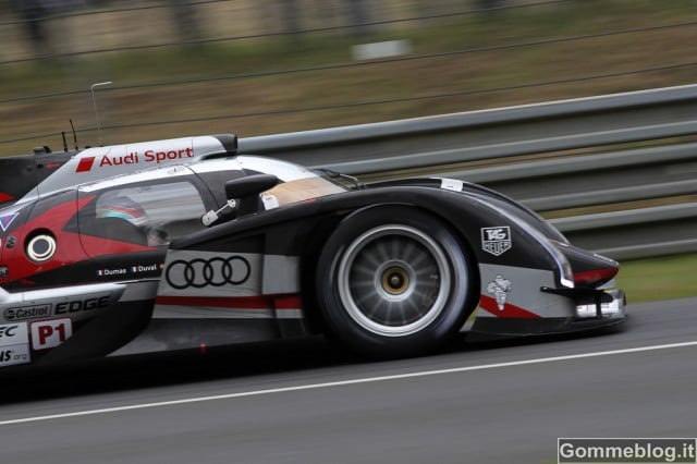 24 Ore di Le Mans 2012: Audi e Michelin in Pole 1