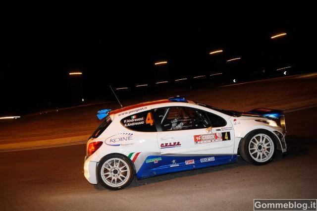 Rally di San Crispino: Peugeot a caccia del bis