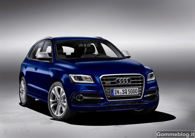 Audi SQ5 TDI: in Italia al prezzo di 62.850 Euro