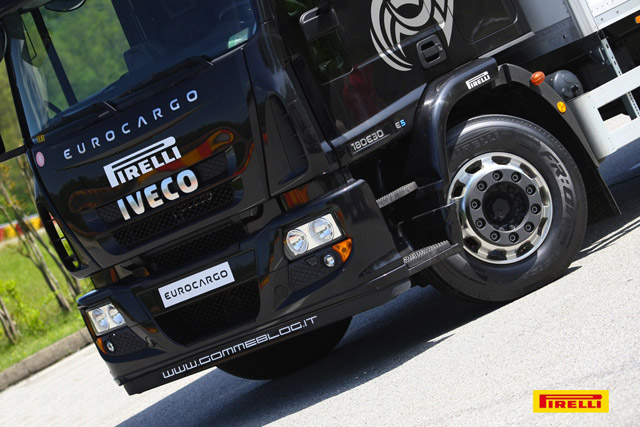 Pirelli Cyber Fleet