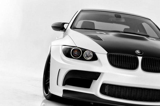 BMW M3 GTRS5 Tuning Vorsteiner